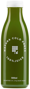 Ogrodnik sok oczyszczający