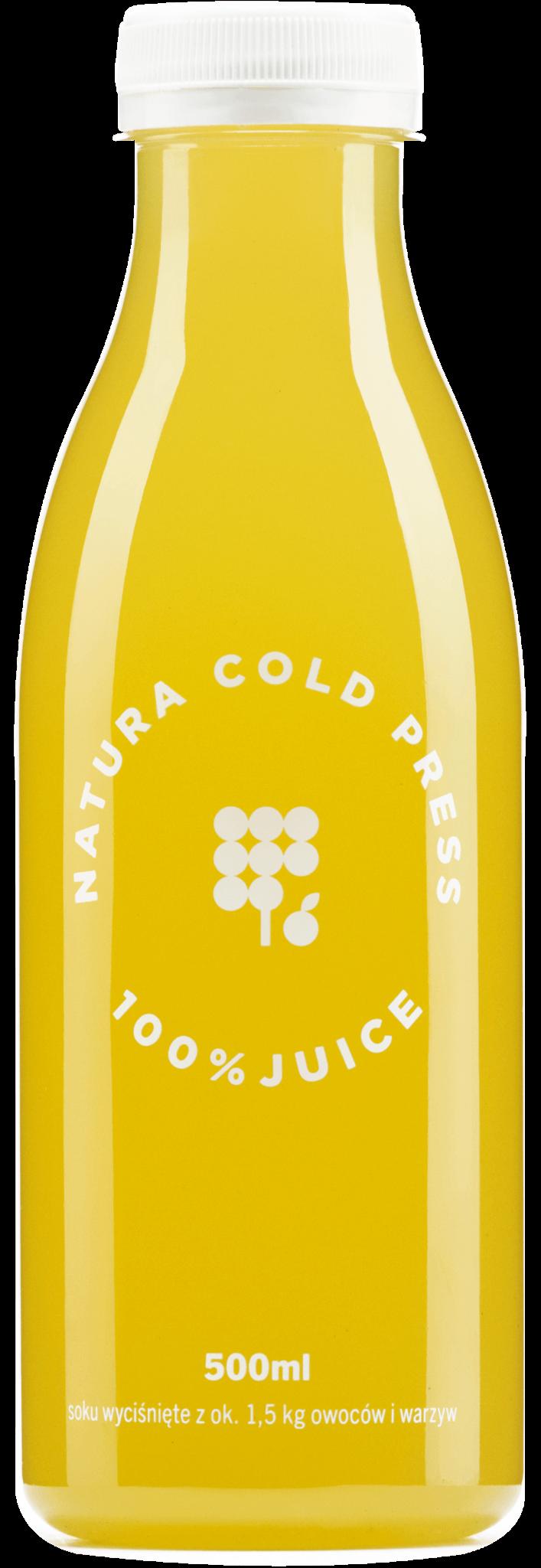 Tropikalny Chill sok oczyszczający