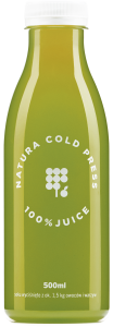 Zielony Detox sok oczyszczający